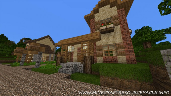 MeineKraft Honeyball Resource Pack