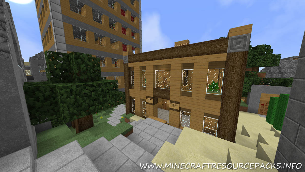 Minecraft Enhanced Resource Pack