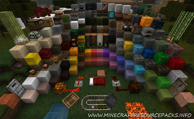 LB Photo Realism Resource Pack for Minecraft